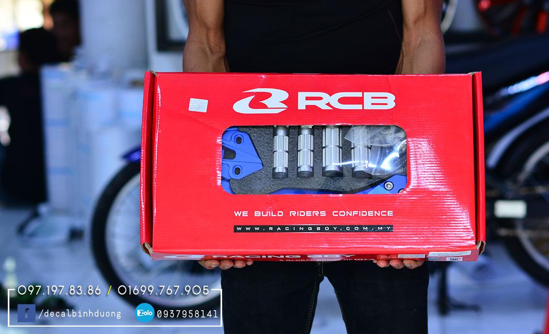 Số gãy RCB chính hãng cho exciter 150