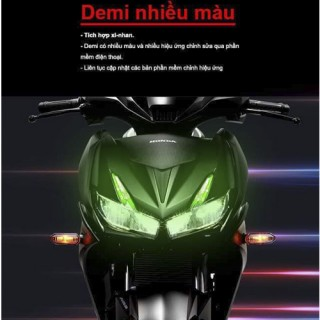 Mạch Led Cú Đêm Honda Winner X 2019 Lite Version