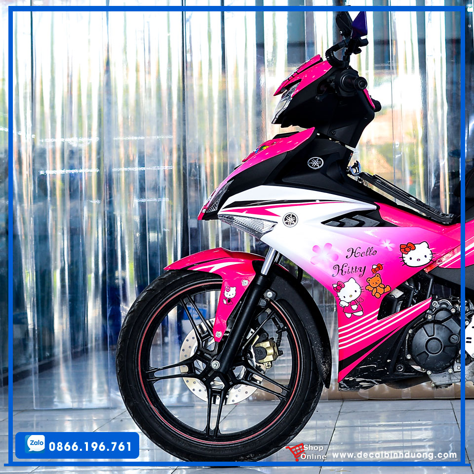 Tem Exciter 150 2019 Hello Kitty